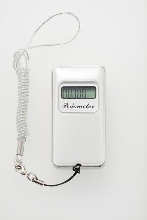 ペンダント歩数計のイメージ写真