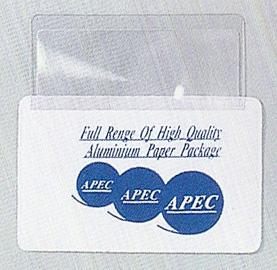 カードルーペのケース名入れの実例