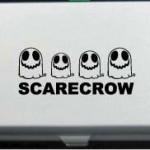 ネームカードケース・ミラー付きの名入れ写真・ロゴ