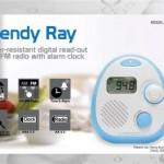 シャワーラジオ