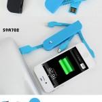 アーミーナイフ型USBアダプター