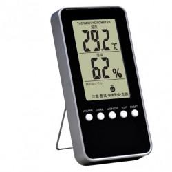 熱中症警告付き温湿度計