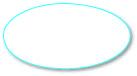 ホワイトマグネット 楕円型